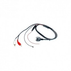 Conexión para iPod por RCA 29IP01