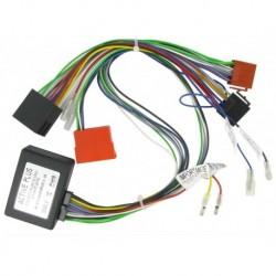 Interface para retener el amplificador de fábrica Audi 53AU04