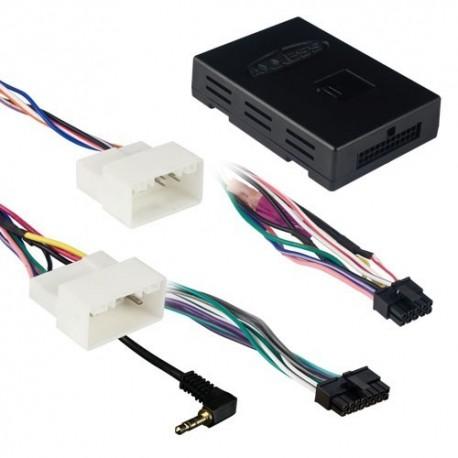 Interface para retener el amplificador de fábrica Kia/Hyundai HYKIA-01