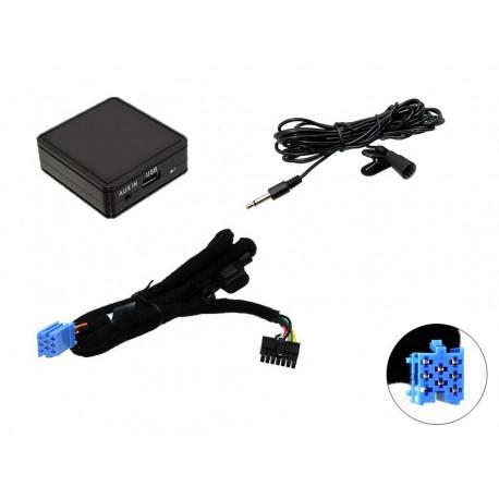 Bluetooth + A2DP estereo Original Smart ForTwo