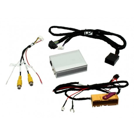Interface para cámara de marcha atrás para Audi A4 A5 Q5