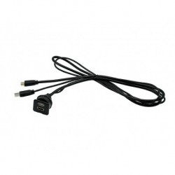 Cable prolongador HDMI / USB 1,5 mts.