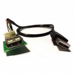 Mantene USB original al cambiar el estereo Suzuki