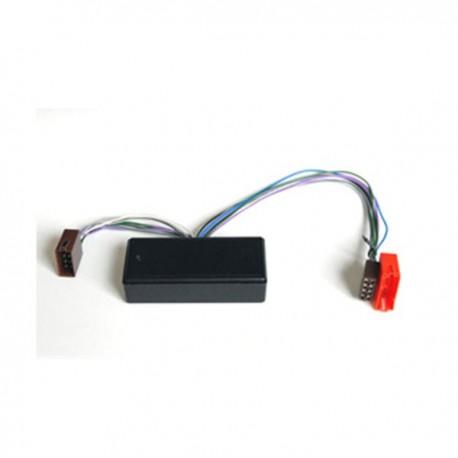 Interface para retener amplificador de fábrica Mercedes Benz