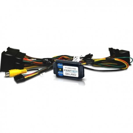 Habilitador de video Chevrolet GM-LAN2