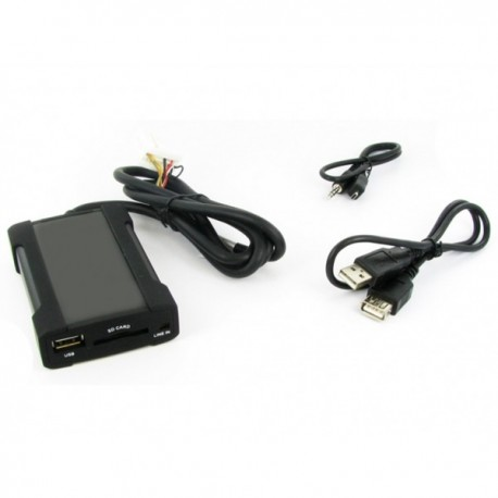 Interface Entrada USB SD auxiliar Honda