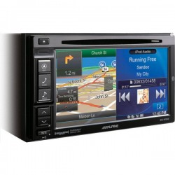Estereo Alpine INE-W940S 6.1'' Radio AM/FM CD DVD Video GPS