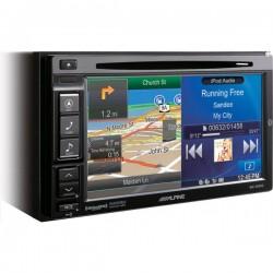 Estereo Alpine INE-W940S 6.1'' Radio AM/FM CD DVD Video GPS