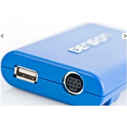 Dension Gateway Lite BT para iPod/USB/BLUETOOTH Volkswagen