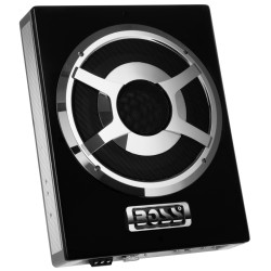 Subwoofer 10'' extrachato amplificado Boss