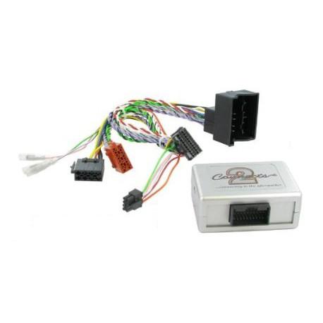 Retención Sensor Estacionamiento + Interface cdo. volante Peugeot Citroen