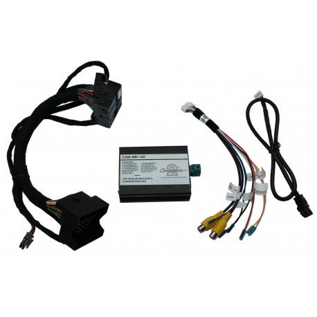 Interface para agregar cámara de aftermarket Mercedes Benz CAM-MB1-AD