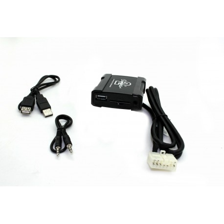 Interface Entrada USB SD auxiliar Toyota