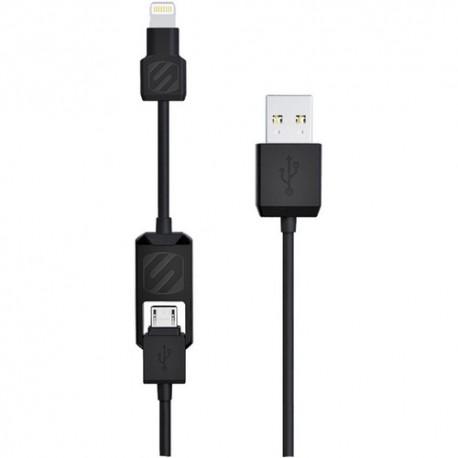 Cable de carga USB a Micro Usb (Android) con iluminación LED
