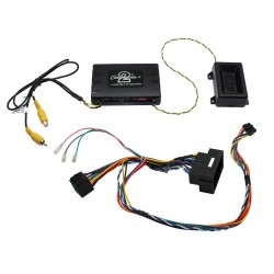 Interface para retener sensor estacionamiento Renegade Jeep infoadapter interface volante UJP01