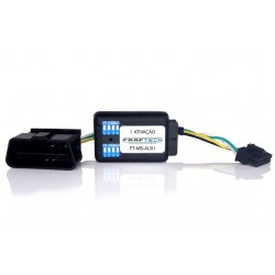 Interface para activar entrada auxiliar Mercedes Benz adaptador FT-MB-AUX