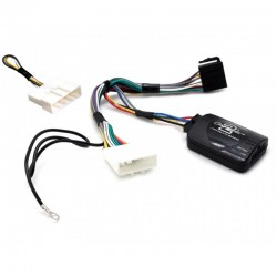Interface comando volante Nissan March Sentra Versa Frontier NS010.2