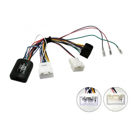 Interface comando volante Mitsubishi Outlander MT008.2