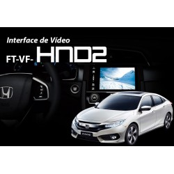 Habilitador de Video Honda CIVIC 2017 FT-FREE-HND2