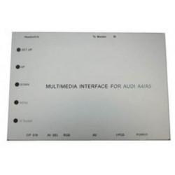 Interface de Video Audi A4 Touch