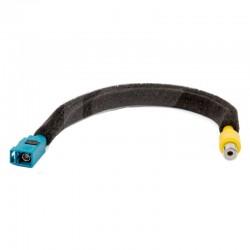 Cable universal para conectar dispositivos de video y cámaras Fakra RCA 863421