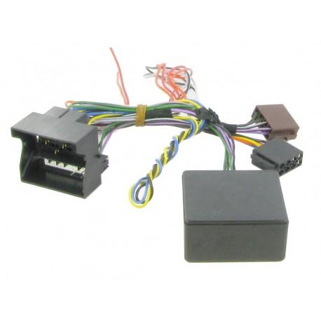 Interface para retener el amplificador de fábrica Audi 51AU03