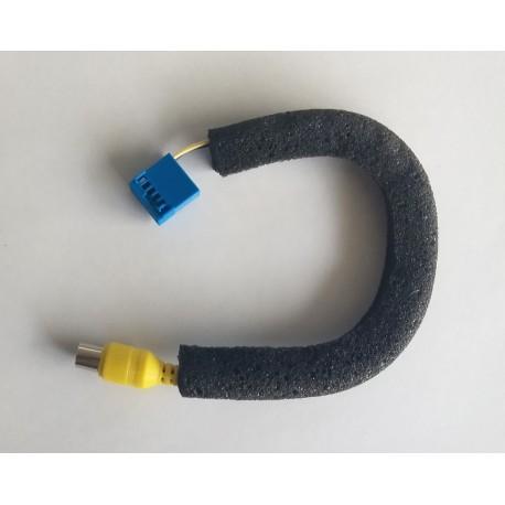 Cable para la cámara de visión trasera Volkswagen 867972