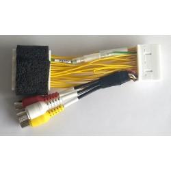 Cable de video para pantallas Toyota Touch 2 / Entune 843116