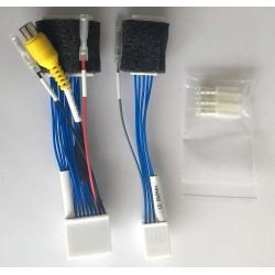 Cable para conectar la cámara de visión trasera en los coches Toyota GEN5 / GEN6 865684