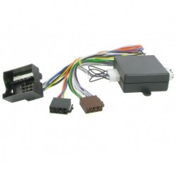 Interface para retener el amplificador de fábrica Audi 51AU04