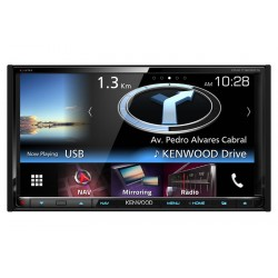 Kenwood Dnx7160bts 7'' Reproductor multimedia - Sistema de navegacion Garmin - Bluetooth