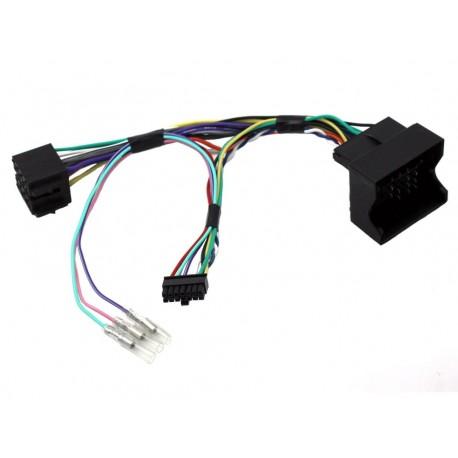 Conexion Audi / Seat Quadlock para interface volante UNI-SWC.4 UNI-10