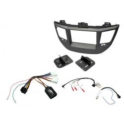 Kit Marco adaptador Estereo + Interface + Adaptador antena Hyundai Tucson KHY20