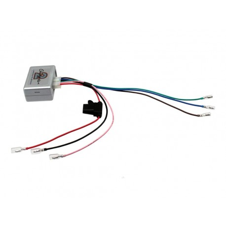 Reductor de voltaje 24v a 12v convertidor 54-04