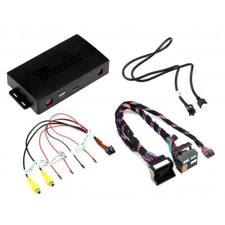 Interface de video Audi 3G MMI