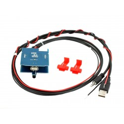 Interface Retener Usb Renegade Jeep Cambio Estereo Jeep-usb