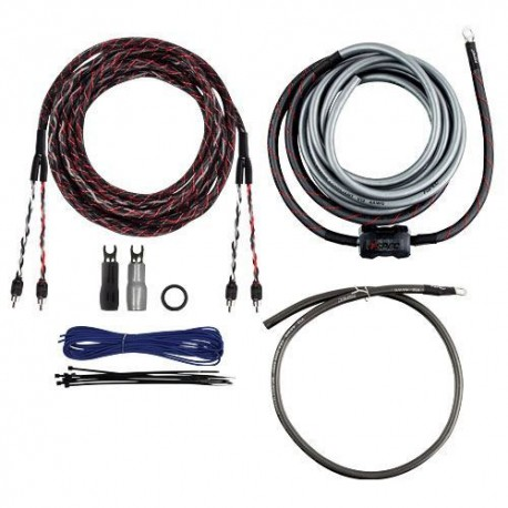 Kit cables conexion Audi / Seat Quadlock para interface volante UNI-SWC.4 UNI-10