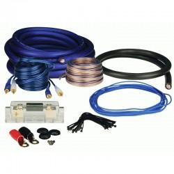 Kit cables conexion InstalBay Amplificador 2000W con cables RCA AK02