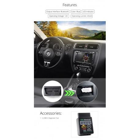 Estéreo Android Pantalla 6.2'' 2 Din Dvd Gps Bluetooth Eonon GA2155