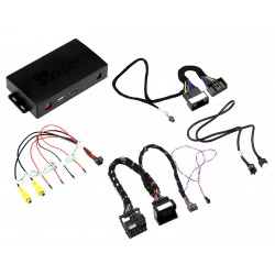 Interface de video entrada HDMI y camaras Audi A5 A6 A8 Q5 Q7 ADVM-AU6