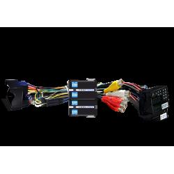 Interface de video ft-vf-vw3 + Interface Modulador Fm Entrada Auxiliar Universal Ft-fm-aux