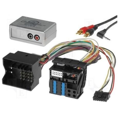 Interface Entrada Auxiliar BMW VBMX003
