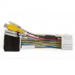 Cable para conectar la cámara de visión trasera a las pantallas Renault MediaNav MRCS366