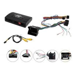 Interface de video Infodapter VW