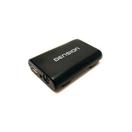 Dension Gateway 300 para Seat para iPod/USB/Aux
