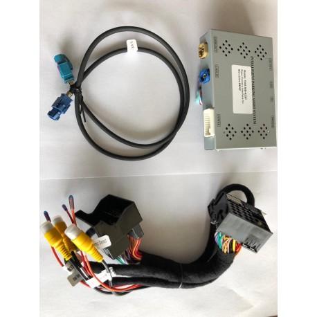 Interface Camara Marcha Atras Mercedes Benz PAS-MB-423P