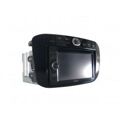 Marco Adaptador stereo Fiat Punto Linea 2Din Consola 24FT207