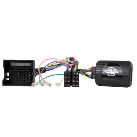 Kit Interface comando volante , marco adaptador y adaptador antena Marcedes Benz Clase A