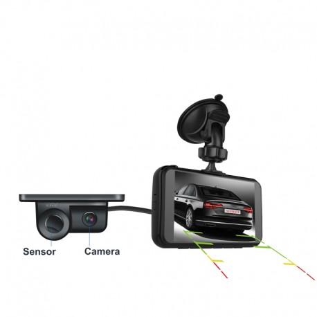 Camara Auto Testigo dash 2 lentes detector movimiento CG-33