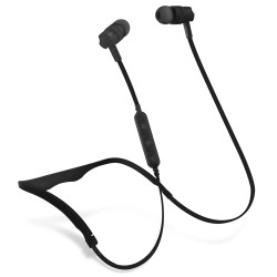 Auricular Inalambrico Bluetooth Wireless negro HY4084